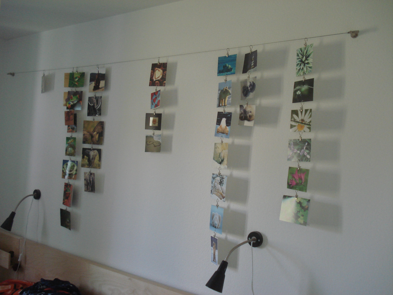 Wie kann ich meine fotos an der wand dekorieren seite 2 - Fotos an der wand ...